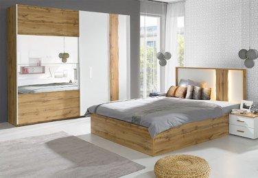 Sypialnia Wood