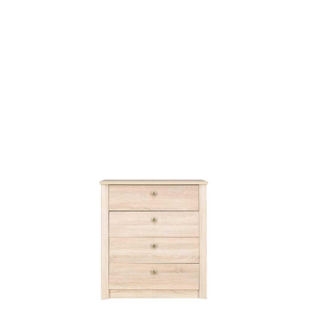 Komoda Finezja F9 4 szuflady