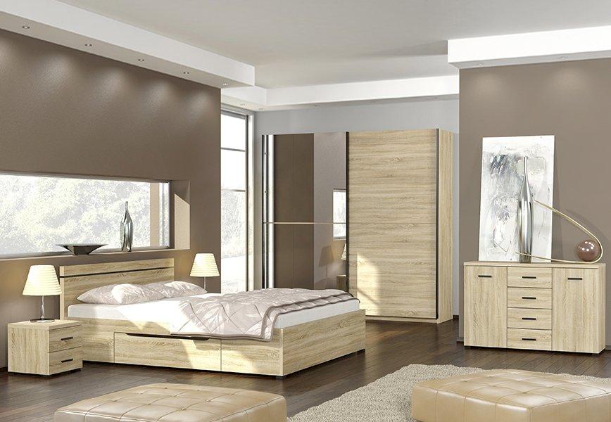 Łóżko Life 160x200 P8DSLF16