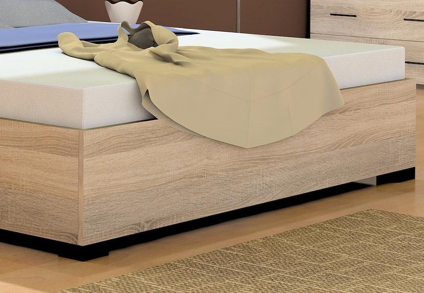 Łóżko Inova 2 160x200 P3DS4126