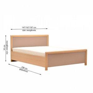 Łóżko Londyn 160x200