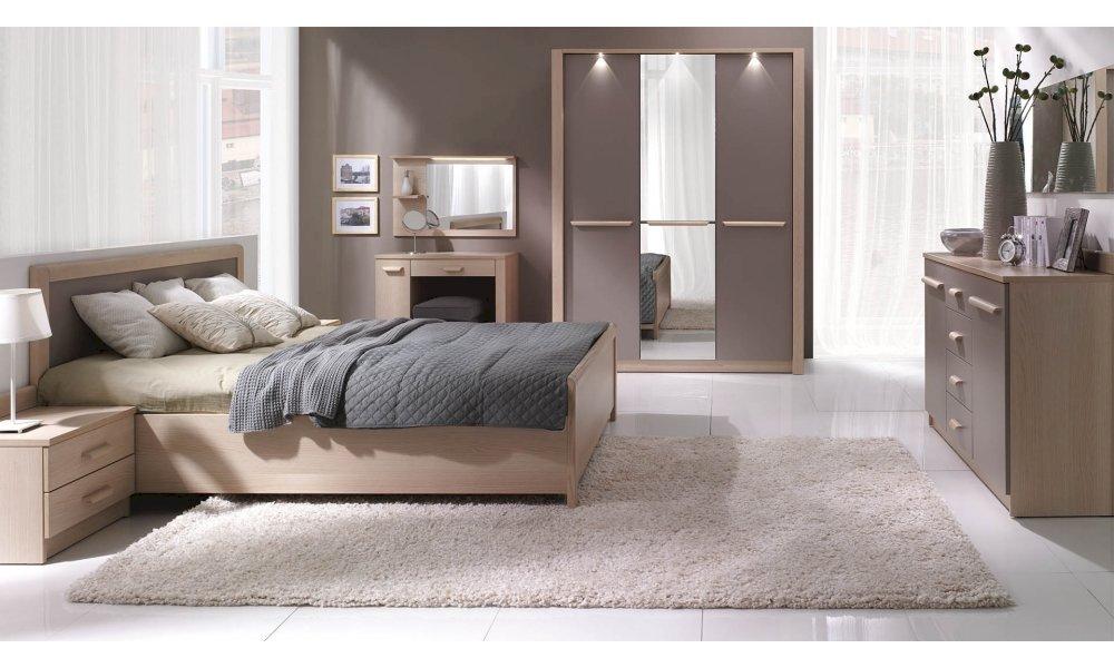 Łóżko Londyn 140x200 z pojemnikiem