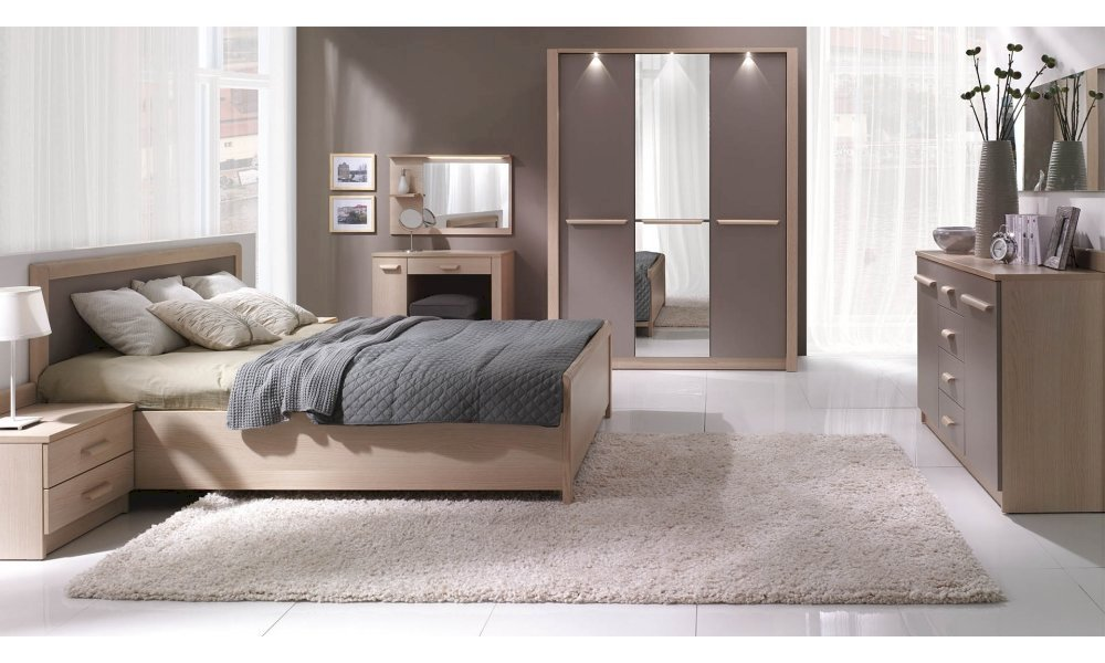 Łóżko Londyn 180x200 z pojemnikiem
