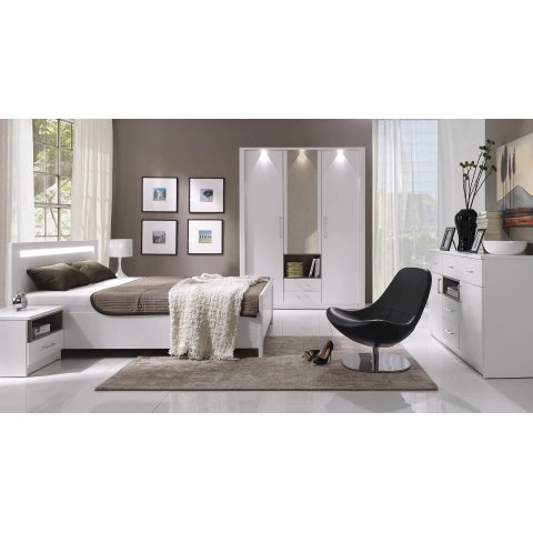 Lustro New York 100x50