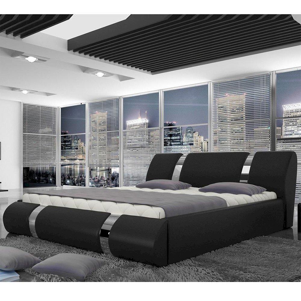 Łóżko tapicerowane Atlantis 140x200
