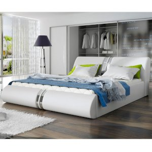 Łóżko tapicerowane Callisto 140x200