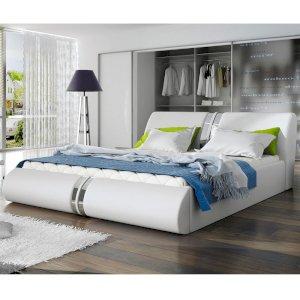 Łóżko tapicerowane Callisto 180x200