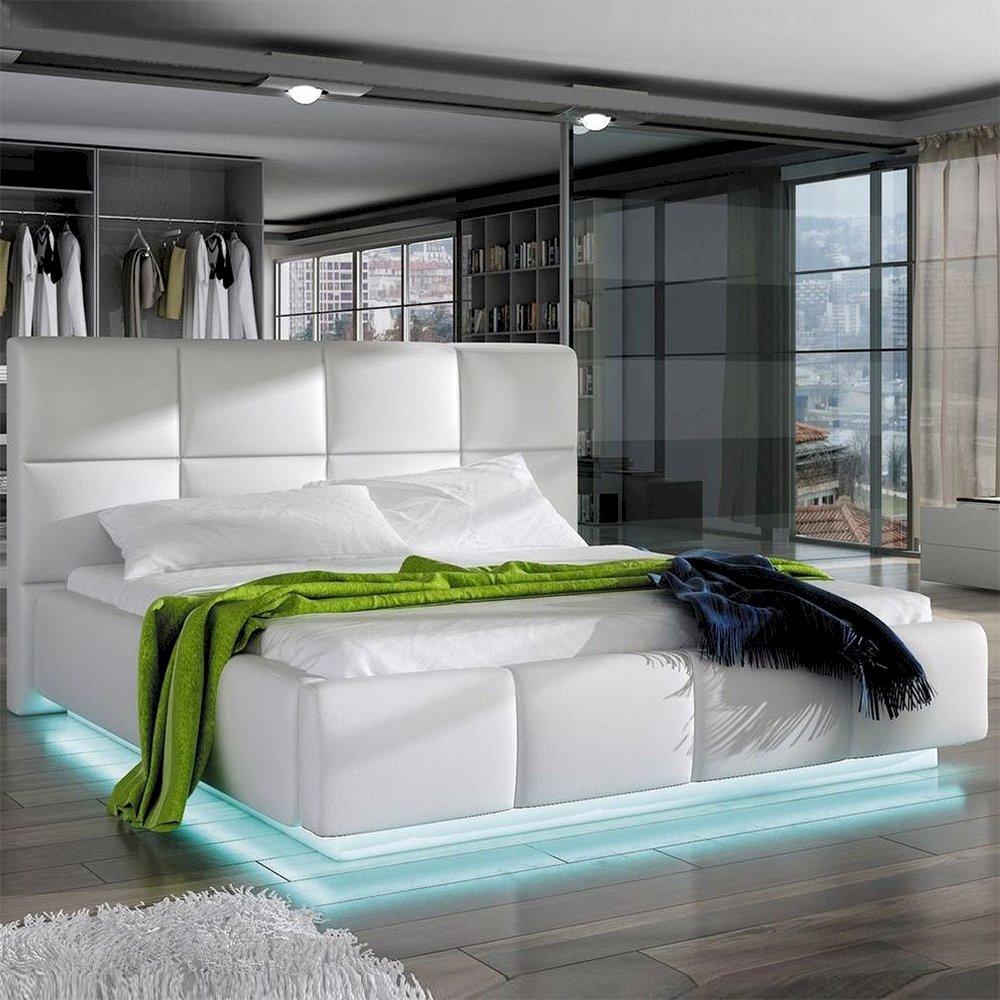 Łóżko tapicerowane Asti 160x200