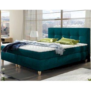 Łóżko kontynentalne Malta 160x200 + Top Classic
