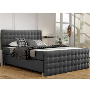 Łóżko kontynentalne New York 140x200 + Hard Top