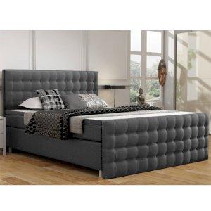 Łóżko kontynentalne New York 140x200 + Soft Top