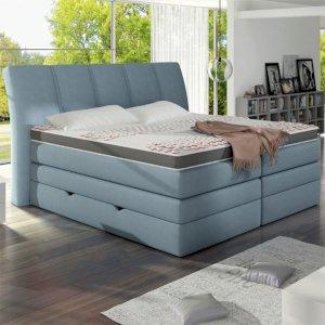 Łóżko kontynentalne Korfu 160x200 + Soft Top