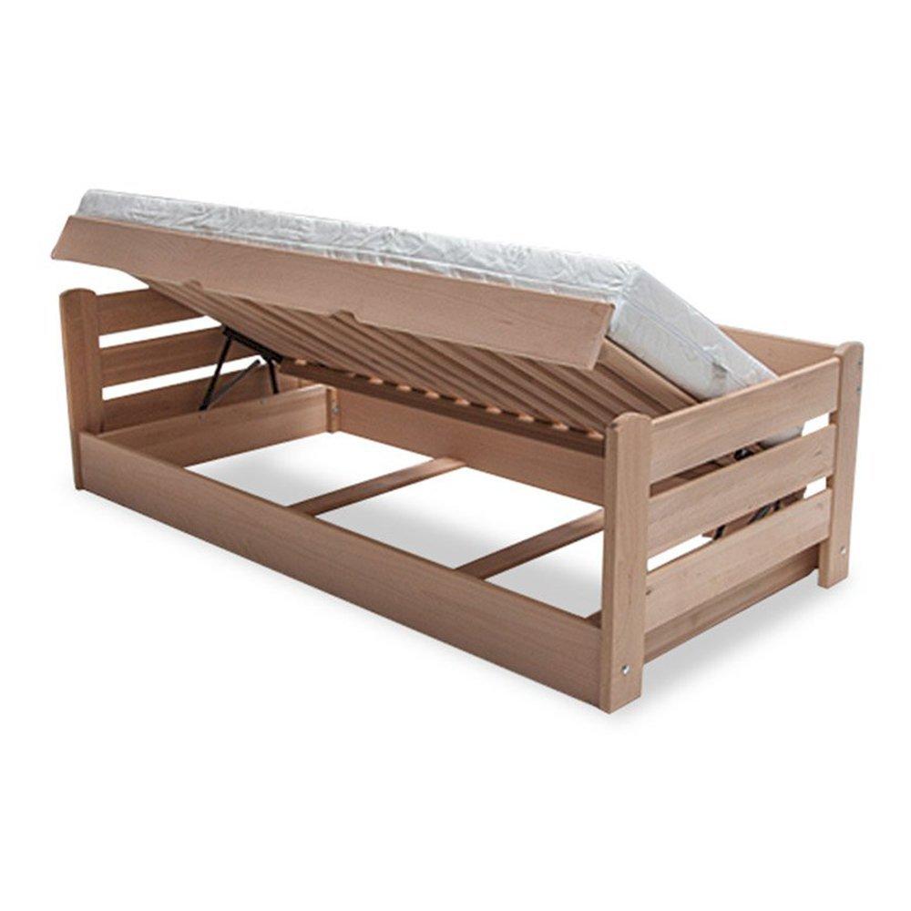 Łóżko Drewniane Dream 100x200