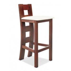 Hoker drewniany H39