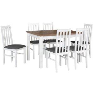 Stół Max V + 4 krzesła Boss X (zest. DX9)
