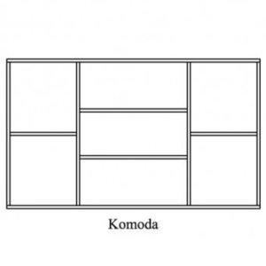 Komoda Fill 4