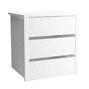 Kontenerek do szafy biały