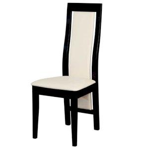 Krzesło drewniane Kanzas Wysoki