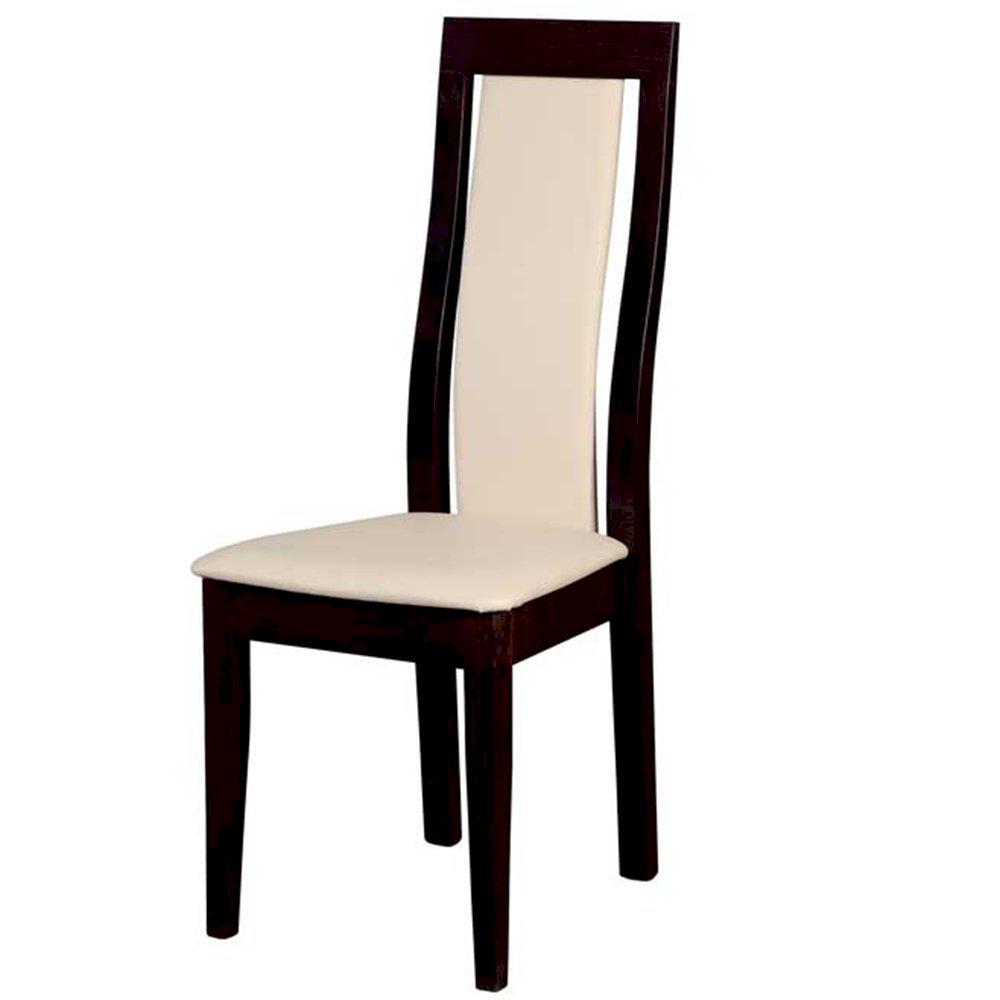 Krzesło drewniane Kanzas Niski