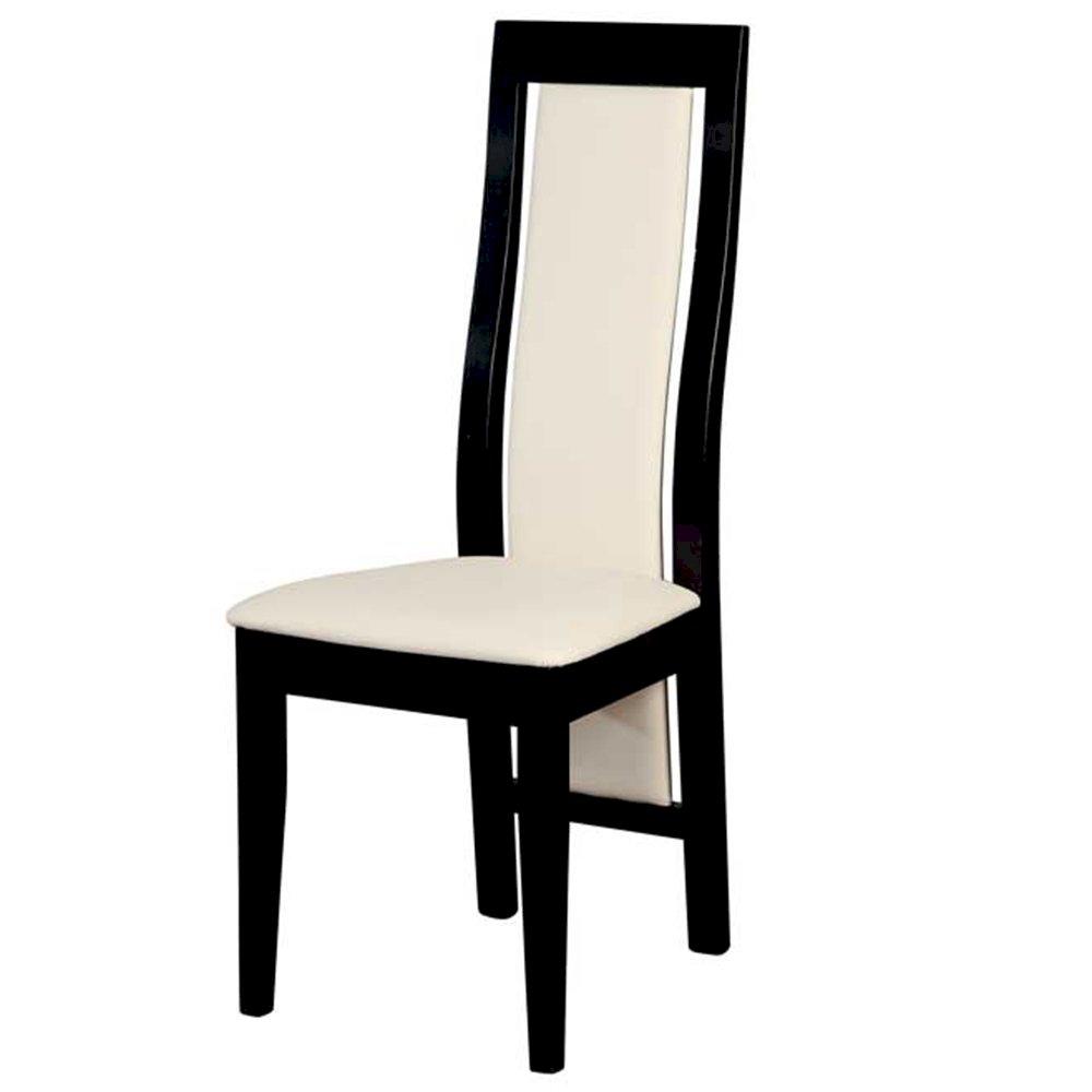 Stół Fornir Max 6 + 6 krzeseł Kanzas Wysoki (zest. FX24)