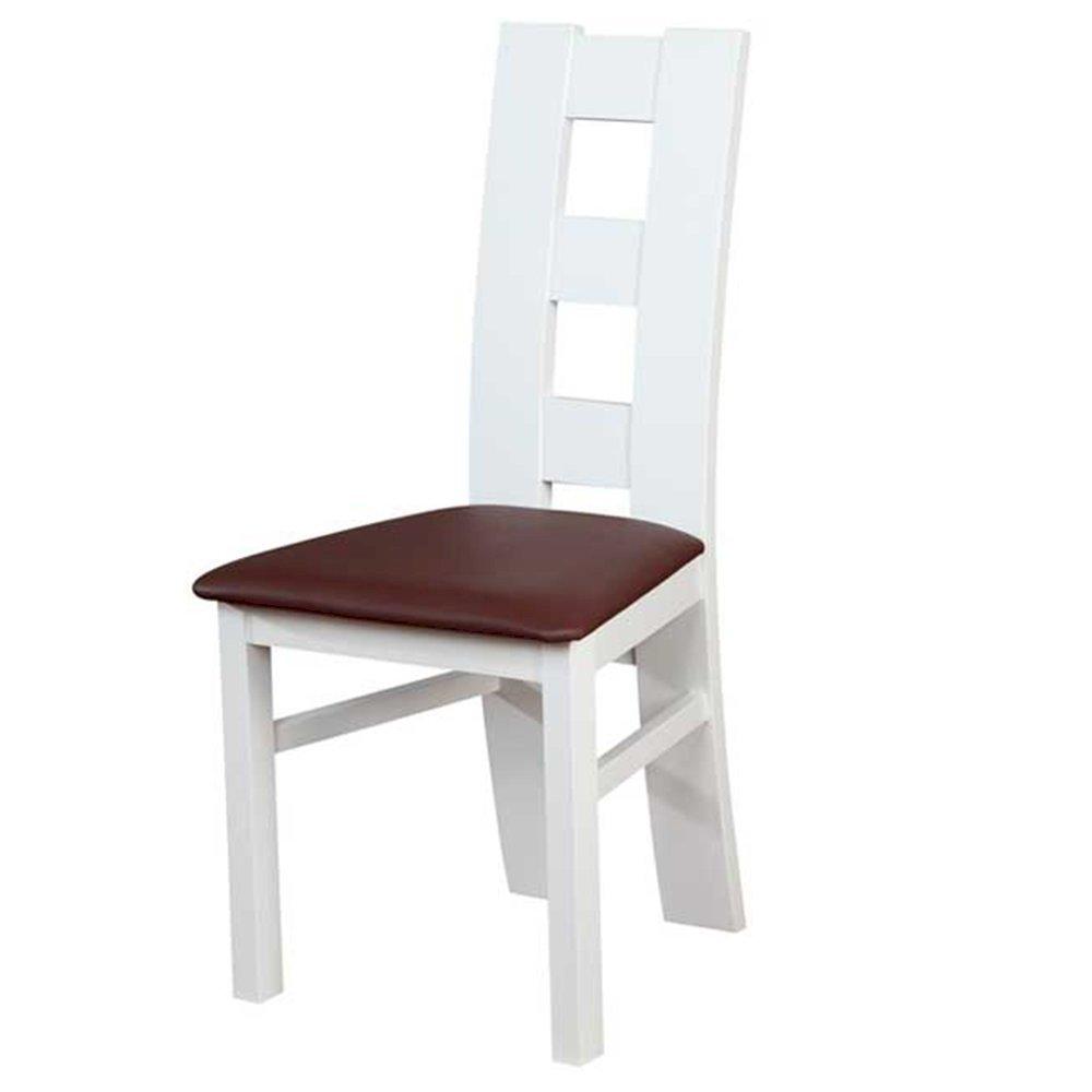 Krzesło drewniane Fila Niska