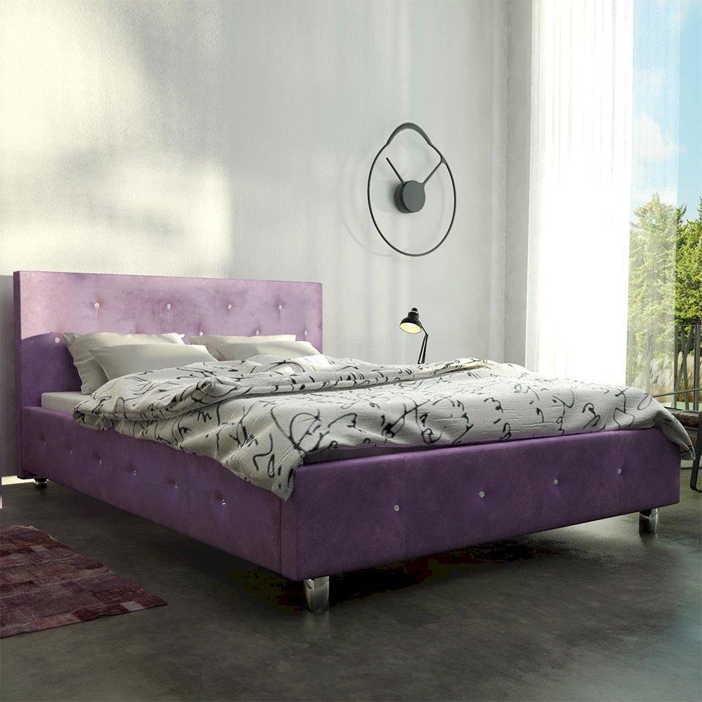 Łóżko tapicerowane IV 160x200