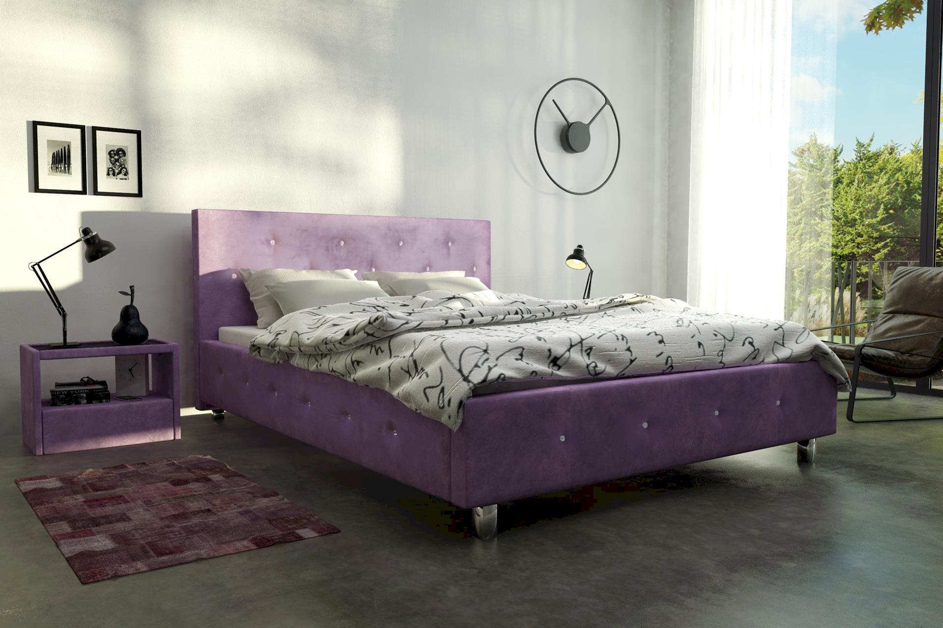 Łóżko tapicerowane IV 180x200