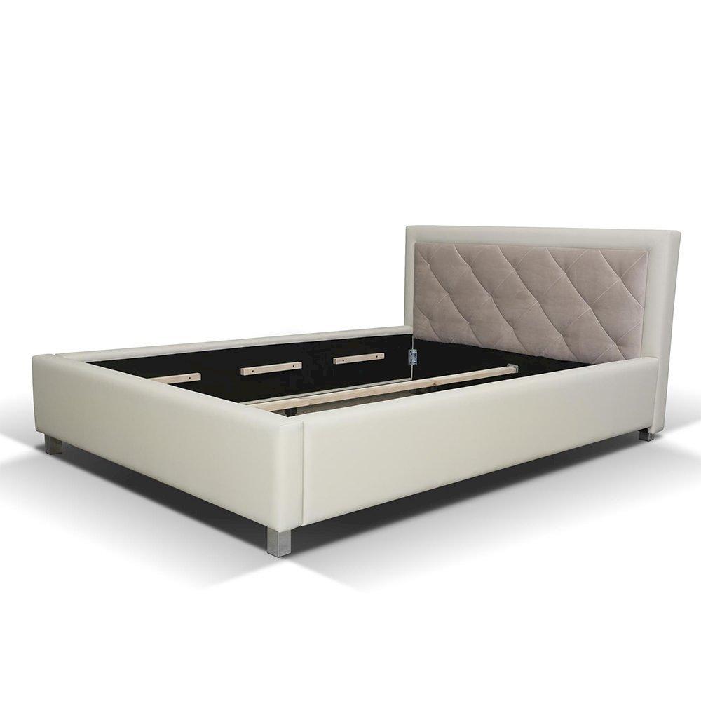 Łóżko tapicerowane VI 140x200