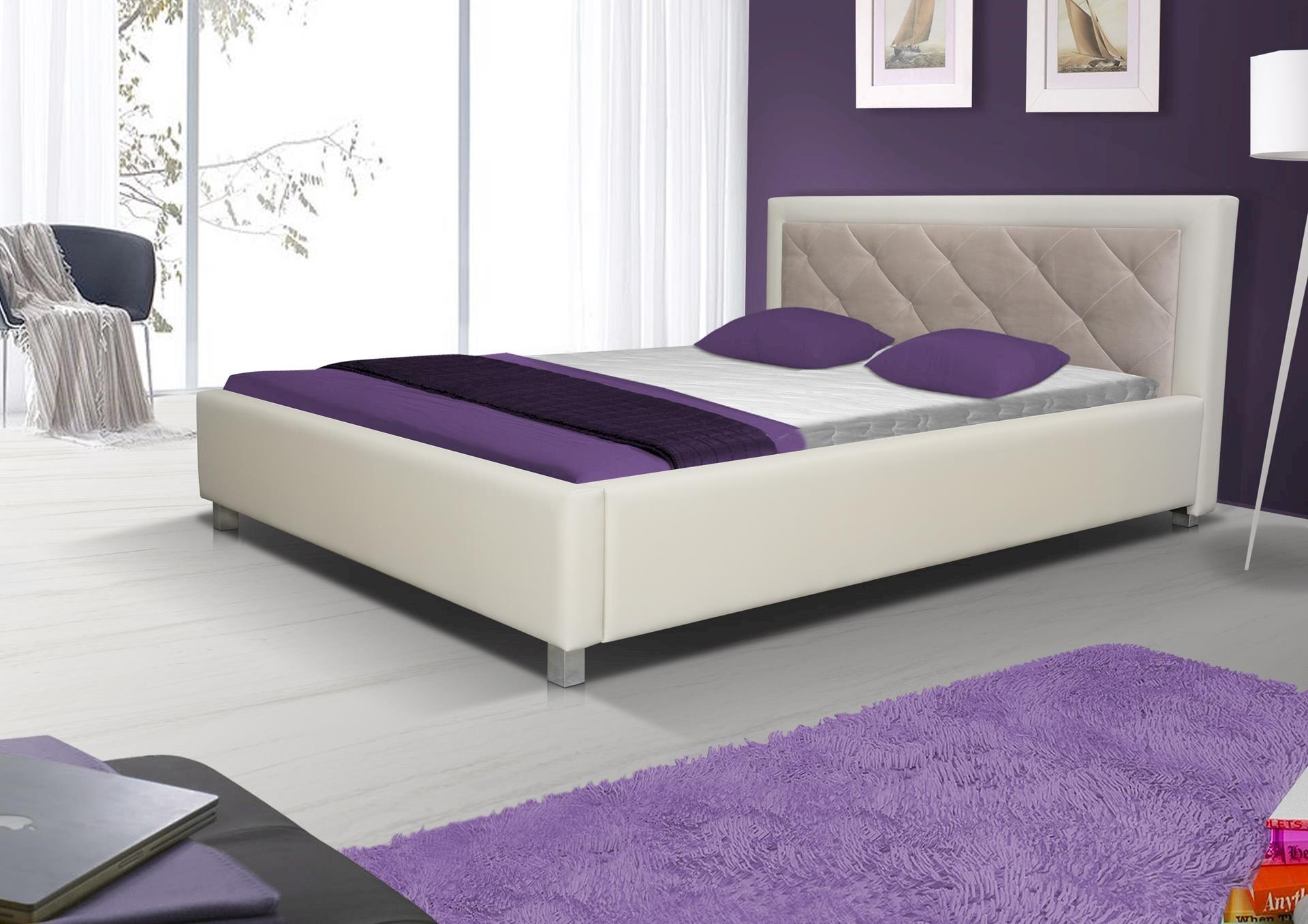 Łóżko tapicerowane VI 180x200