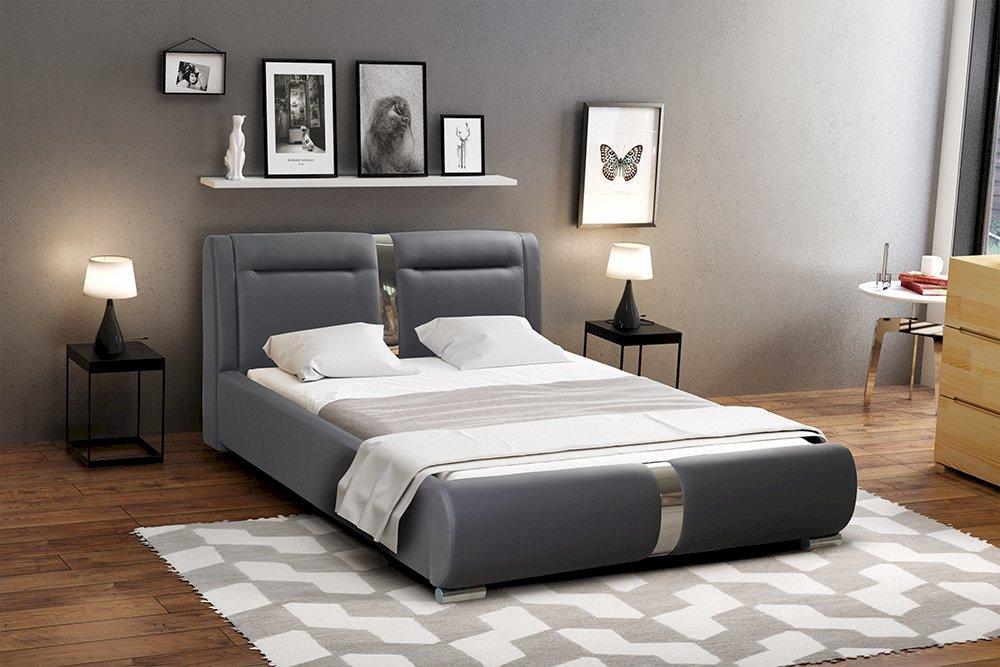 Łóżko tapicerowane VII 160x200