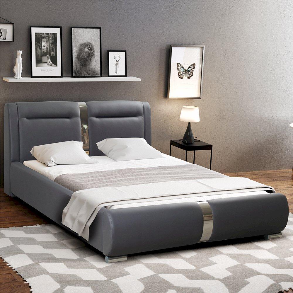 Łóżko tapicerowane VII 180x200