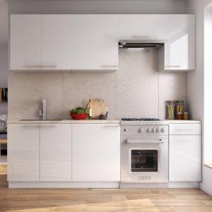 Zestaw Kuchenny Luna White 240