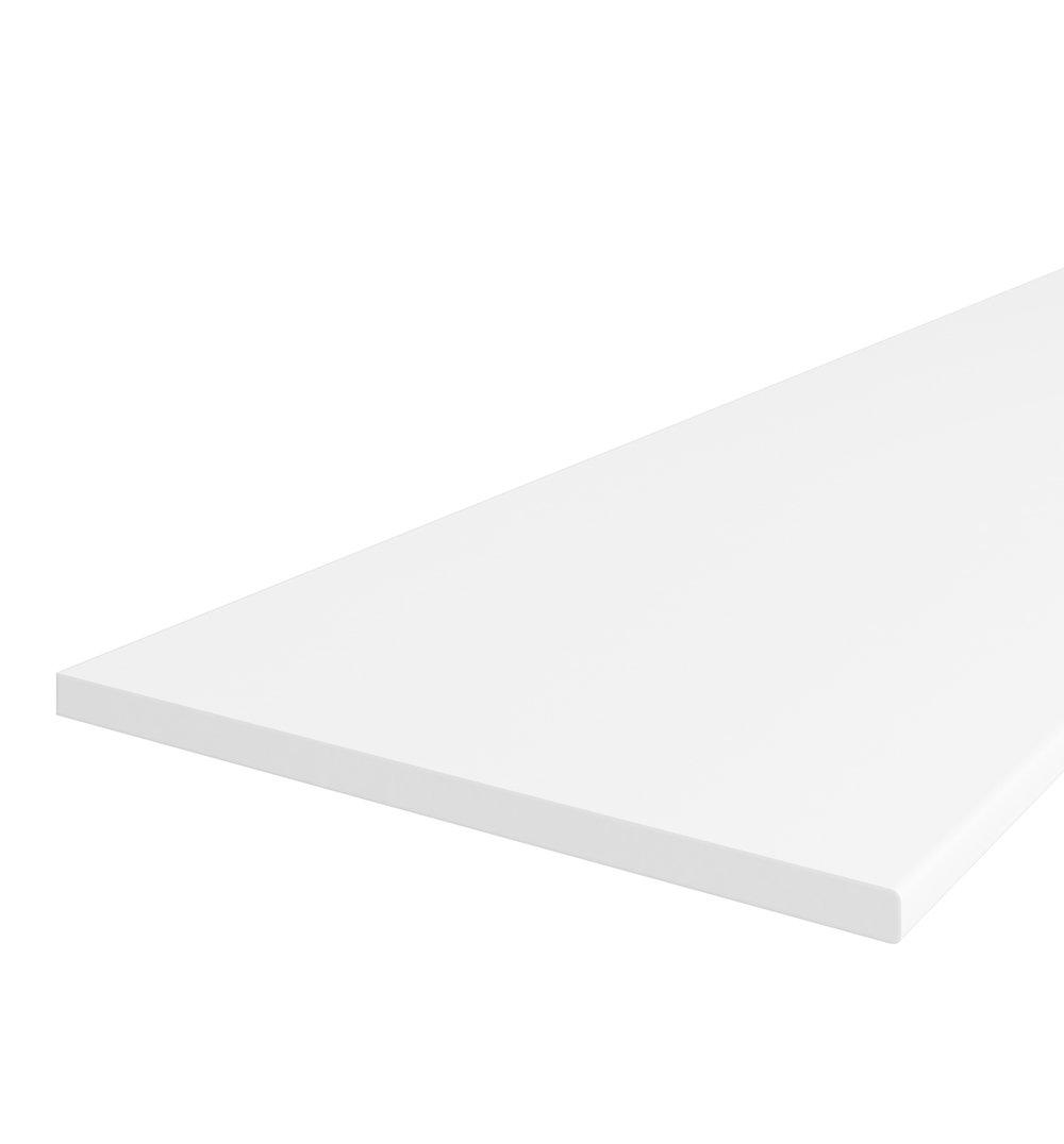 Blat kuchenny Biały D0101 28 mm