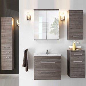 Nowoczesne meble łazienkowe Cosmo 80 cm z umywalką