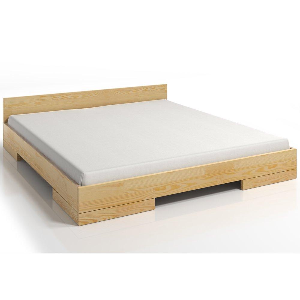 łóżko Spectrum 200x200 Sosnowe
