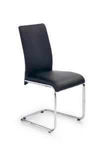 EMILIO czarny krzesło (2p=4szt)