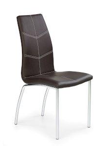 K114 krzesło brązowy (1p=4szt)