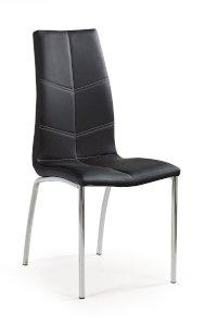 K114 krzesło czarny (1p=4szt)