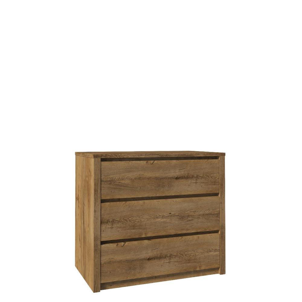 Komoda Montana K3S 3 szuflady