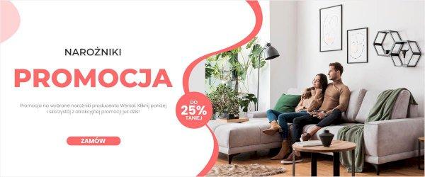 Narożniki Wersal do -25% - Mega Promocja!