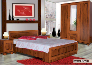 Sypialnia Tytan