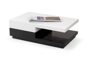Ława / stolik Montana Czarno Biały