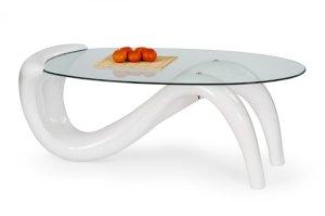 Ława / stolik Cortina Biały