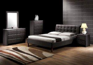 Łóżko tapicerowane Samara